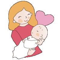 赤ちゃんママモード キャラクター